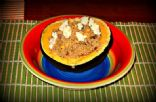 Acorn Squash stuff with Quinoa Salad