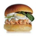 Rachel Ray Salmon Delight Burger