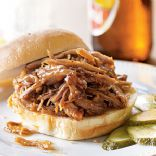 Slow Cooker BBQ Pulled Pork Roast