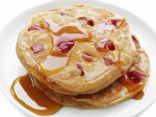 Whole Wheat Apple Pancakes **Low Fat
