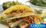 Gluten Free Grilled Tilapia Tacos from Gorton's�