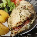 Bacon-Feta Stuffed Chicken Breast