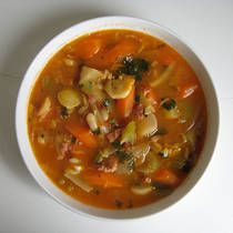 Jamie's Lean Cabbage Soup