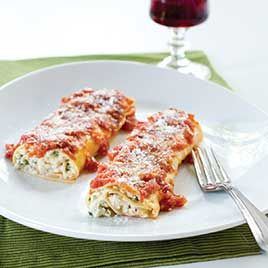 Manicotti from America's Test Kitchen
