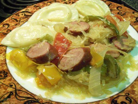 Polish Stir-Fry