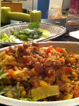Cipotle Burrito Bowl