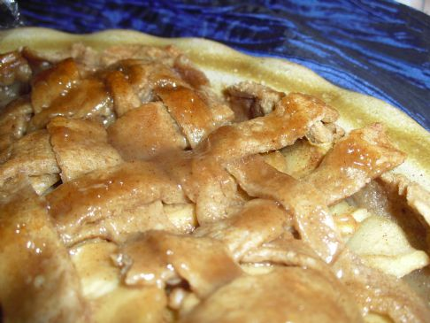 Lorren's Whole Wheat Pie Crust