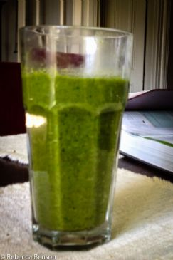 Green Hemp Smoothie