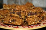 Dark Chocolate Oatmeal Pumpkin Bars