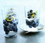 Blueberry & Elderflower Vodka Jellies