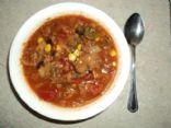 Low Calorie Taco Soup