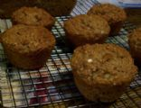 Apples and Ba Nay Nays Muffins