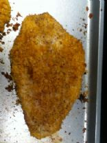 Crunchy Oven Fried Tilapia