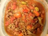 Beef Chili (138 1-oz servings)
