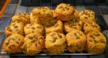 Pumpkin Pepita Scones (Biscuits)