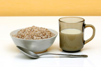 Roasted Buckwheat Breakfast Cereal