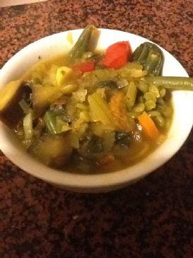 Lentil Chucky Soup