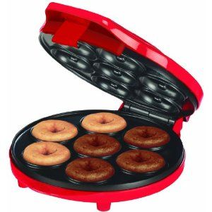 mini donut maker basic donut recipe recipe sparkrecipes. Black Bedroom Furniture Sets. Home Design Ideas