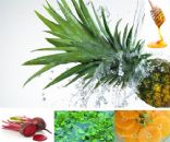 Jugo de Pi�a, Naranja y Betabel para combatir la anemia