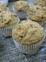 Apple Butter Bran Muffins
