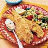 Crunchy Cajun Catfish
