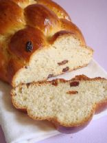 Easter braid at Magdi n�ni (Fonott kal�cs, Hungary) (2x 20 slices,1slc=1srv=35g)