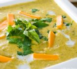 Spicy Broccoli Cheddar Soup