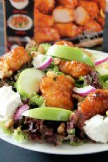 Mandarin Orange Chicken Salad with Orange Dijon Sauce
