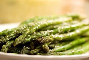 Asian-Inspired Asparagus