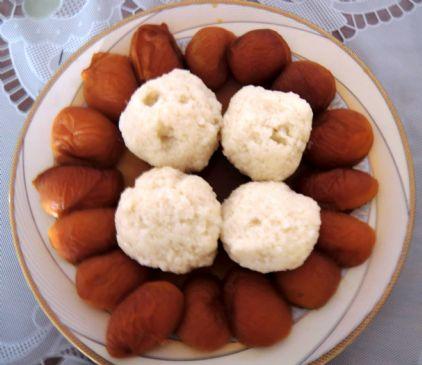 German semolina dumplings