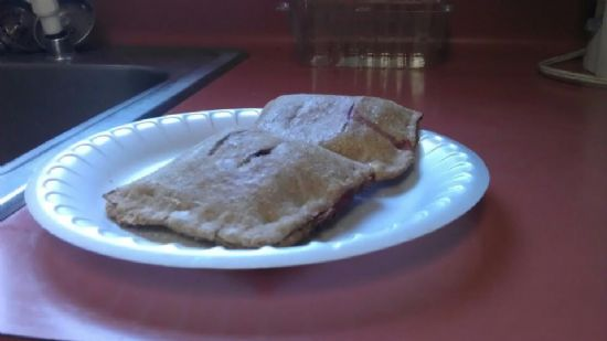 Strawberry PopTarts!