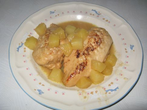 Paula's Honey Dijon Chicken