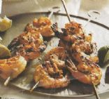 Sour Cream Marinated Shrimp