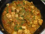 East Indian Chicken (By Poteet)