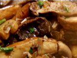 Cream of Mushroom sauce *Dukan*