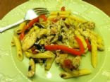 Mediterranean Chicken Pasta