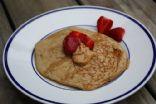 Greek Yogurt Protein Pancakes