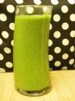 Green Machine Breakfast Smoothie