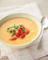 Martha's Golden Gazpacho