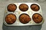 Pumpkin-Wheat Muffins