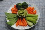 Raw Vegan Spinach Dip