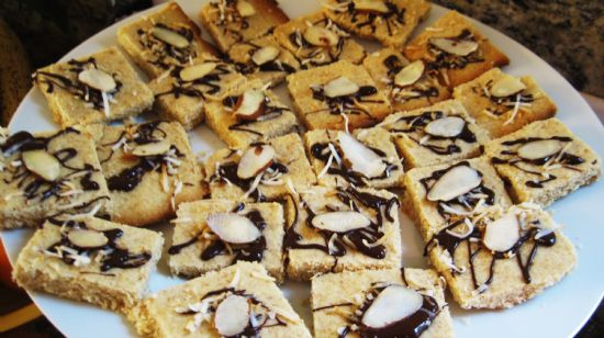 Joy Cookies from Eating Well magazine