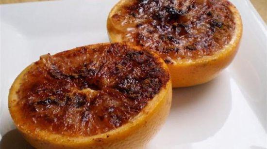 HCG P2 Broiled Grapefruit