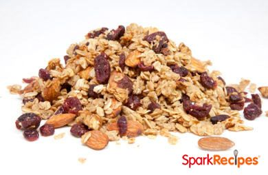 Coach Nicole's Molasses & Honey Breakfast Granola