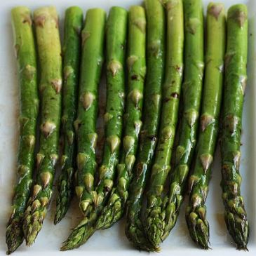 Asparagus, Oven Roasted