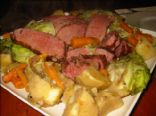 Guiness Corned beef