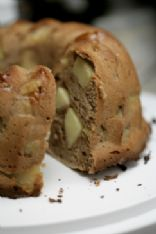 Healthy German Apple Cake