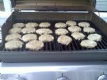 Spicey Turkey Burgers