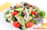 Greek Salad w/ Grilled Chicken