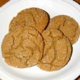 Grandma's Ginger Snaps
